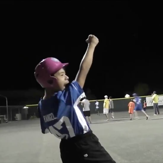 Watch Alexis Rangel's Home Run in Miracle League of Arizona
