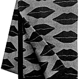 Kiss Throw ($495)