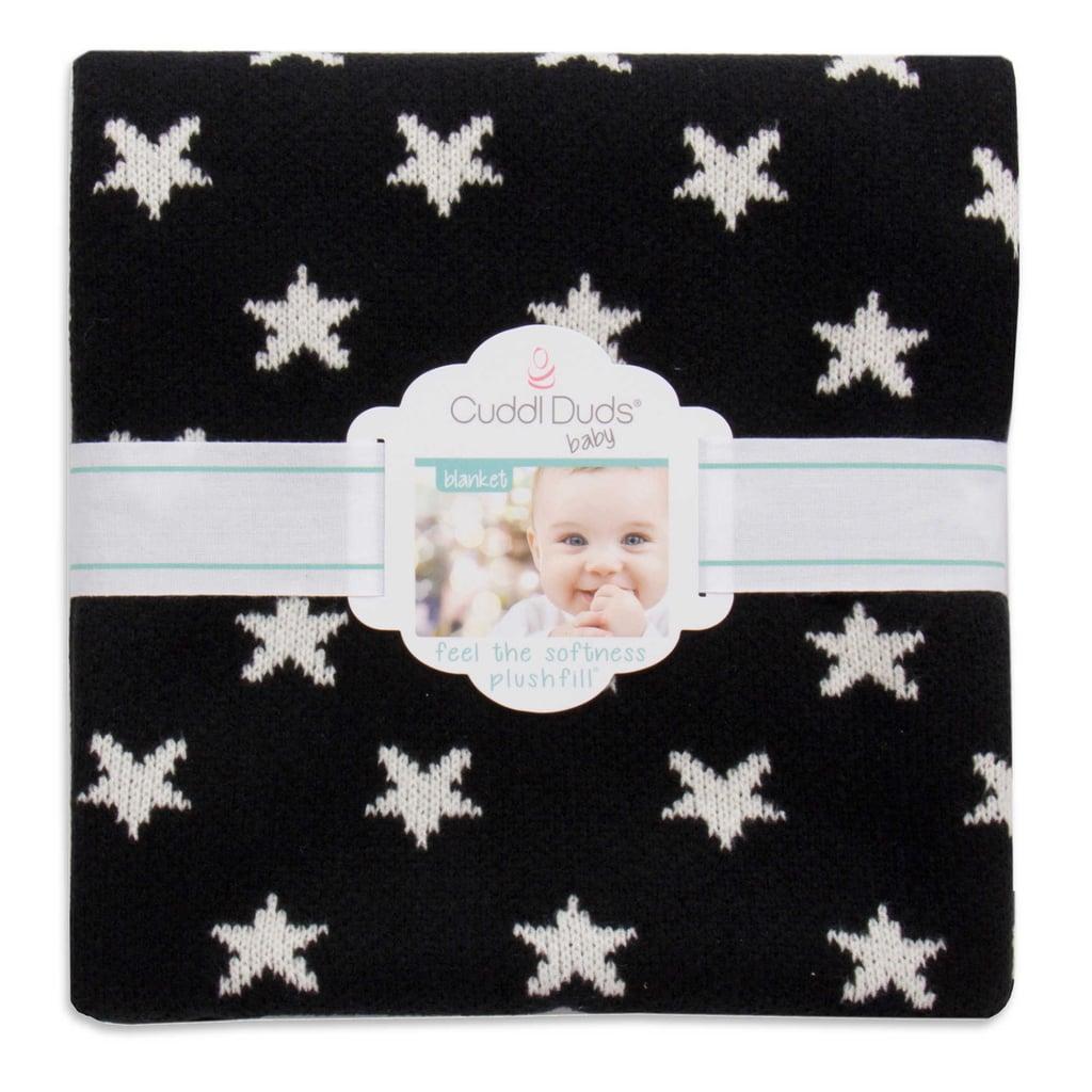 Cuddl Duds Plush Knit Baby Blanket