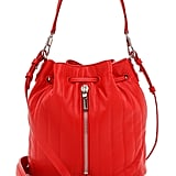 Elizabeth and James Cynnie Mini Bucket Bag ($495)