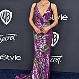 Rowan Blanchard at the 2020 Golden Globes Afterparty