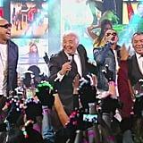 """Gente de Zona and Los del Río Performing """"Más Macarena"""""""