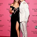 Barbara and Dylan at the Victoria's Secret Fashion Show Afterparty in November 2018