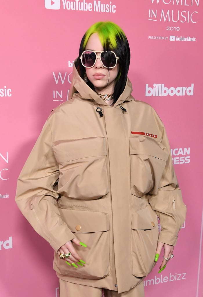 Billie Eilish Owned Billboard's Music Event as the Youngest Woman of the Year Honoree