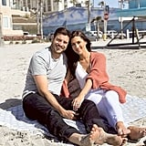 Becca Kufrin and Garrett Yrigoyen: Now