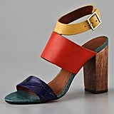 Elizabeth and James Clair High Heel Sandal ($295)