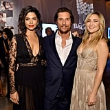 Pictured: Matthew McConaughey, Camila Alves, and Kate Hudson