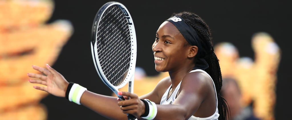 Coco Gauff Defeats Naomi Osaka at the Australian Open
