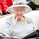 Queen Elizabeth II at Royal Ascot