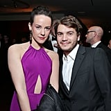 Jena Malone and Emile Hirsch