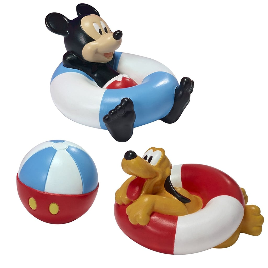 The First Years Disney Mickey Mouse Bath Squirt Toys | Gift Guide ...