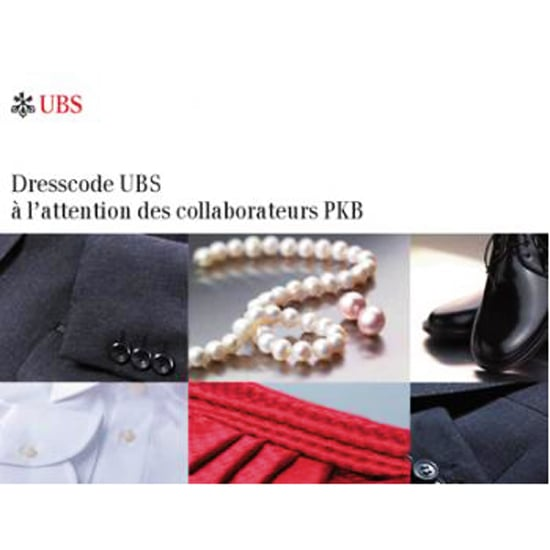 Is the UBS Dress Code Fair? 2010-12-15 13:00:53