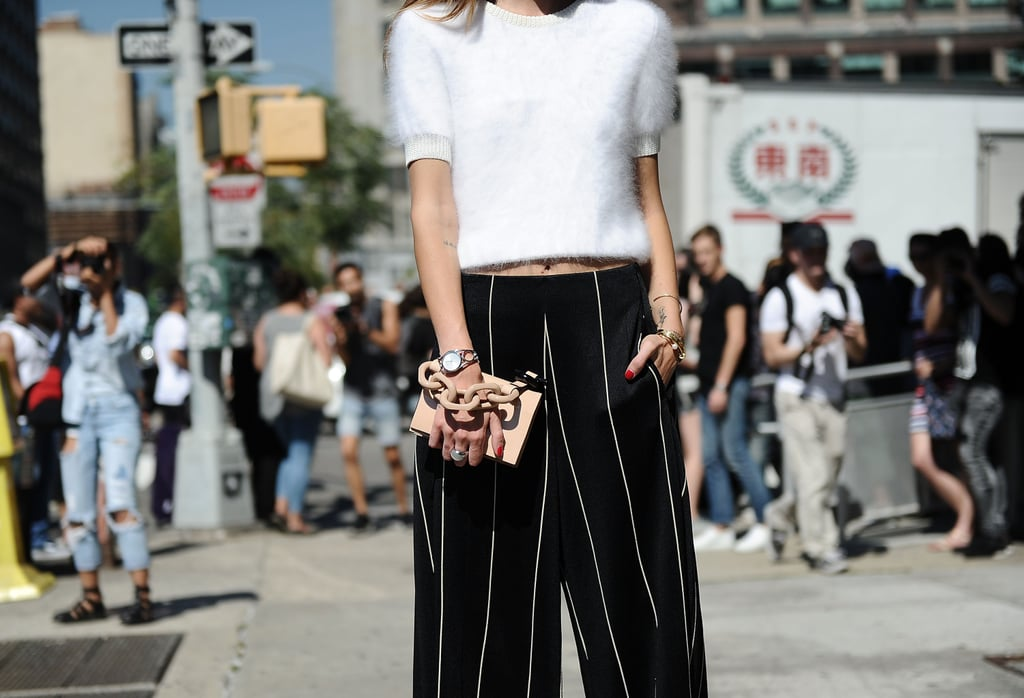 Street Style Shoes and Bags at Fashion Week Spring 2016