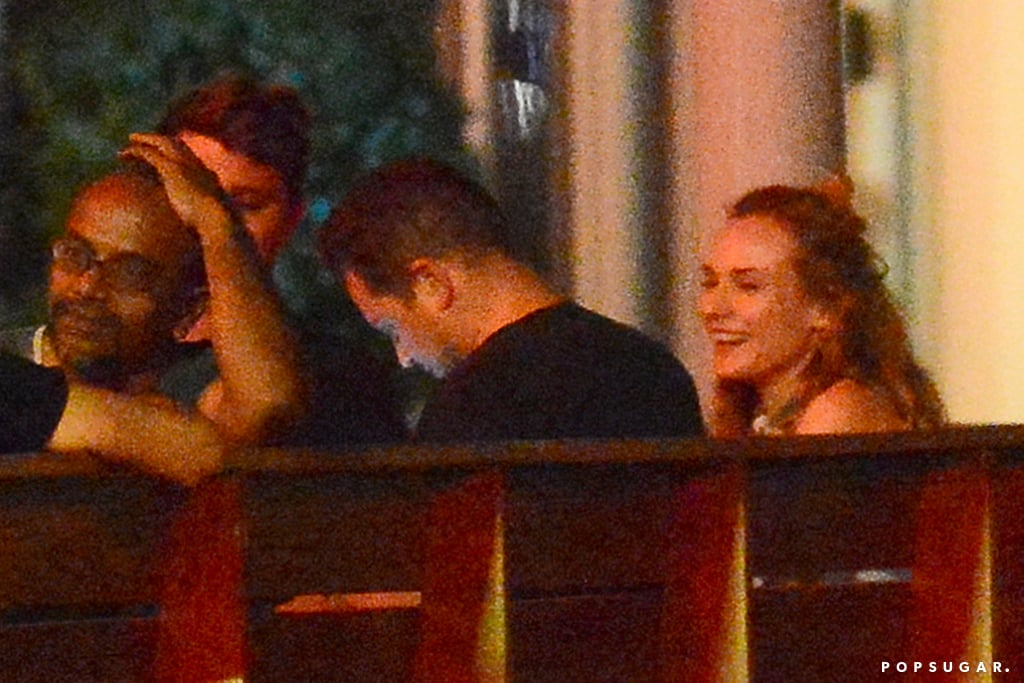 Diane Kruger and Garrett Hedlund Out in NYC September 2016