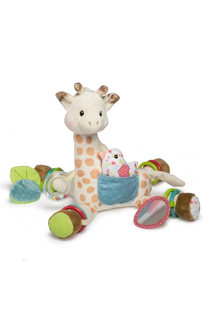 Mary Meyer Sophie La Girafe Activity Stuffed Animal