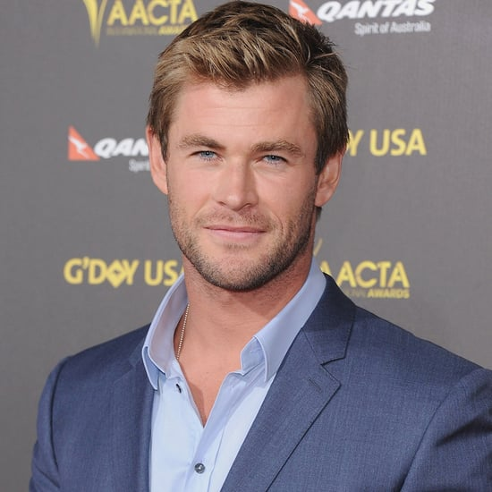 Hottest Pictures of Chris Hemsworth on the Red Carpet
