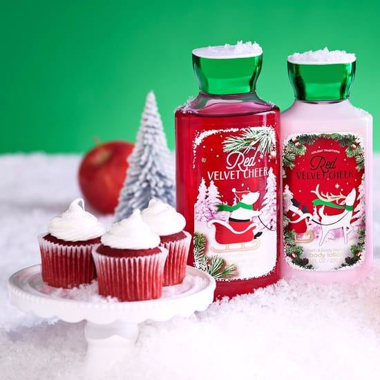 Bath & Body Works Red Velvet Cheer Collection | Review