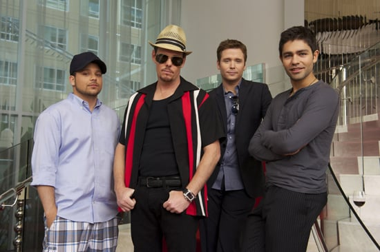 New Pictures From Entourage Season 7