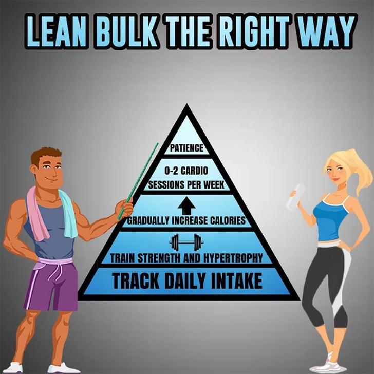A Trainer Explains How to Lean Bulk