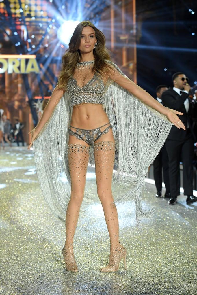6d3c27173e3 Josephine Skriver Victoria s Secret Swarovski Look 2016