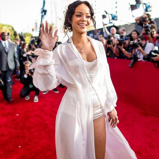 "Rihanna and Eminem ""The Monster"" on MTV Movie Awards"