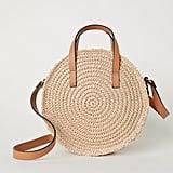 H&M Paper Straw handbag