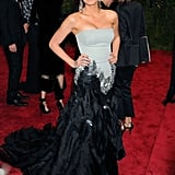3. Blake Lively in Gucci Première at the Met Gala