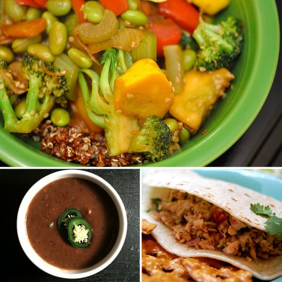 Easy meals to make after the gym