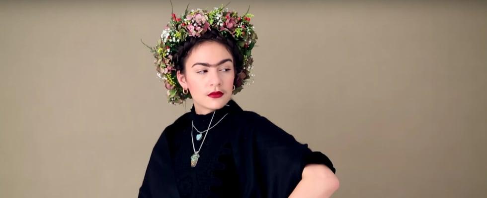 Latin-Inspired Halloween Makeup Tutorials