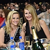 Pictured: Reese Witherspoon and Laura Dern