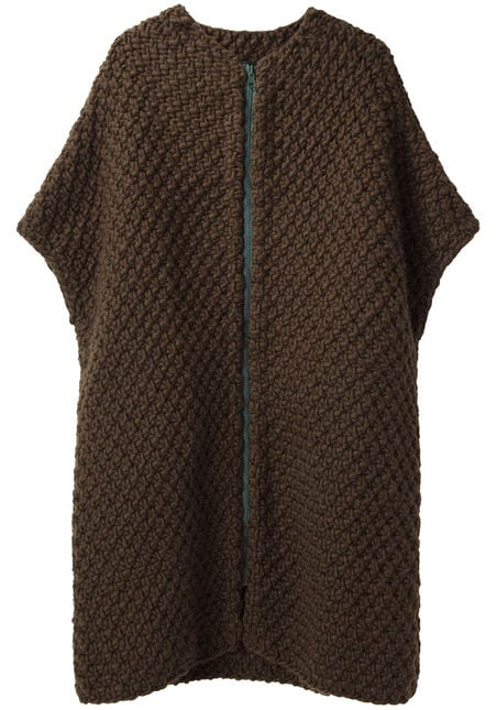 Rachel Comey's Chunky Long Coat ($483, originally $690) serves as the perfect sweater-coat solution.