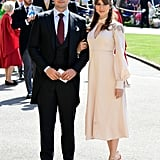 Suits Cast at the Royal Wedding 2018