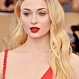 Sophie Turner Didn't Wash Hair on Game of Thrones