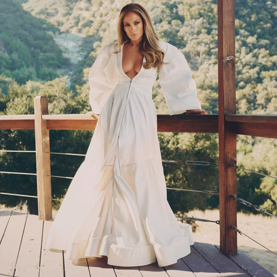 See Jennifer Lopez's Designer Looks in Elle's February Issue