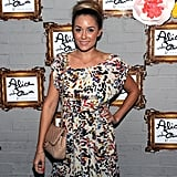 Lauren Conrad hangs out at an Alice + Olivia bash.