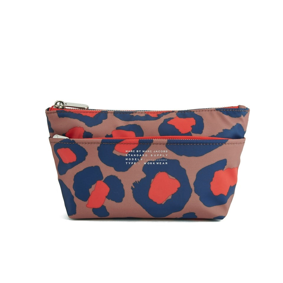 Marc by Marc Jacobs Animal-Print Pouch