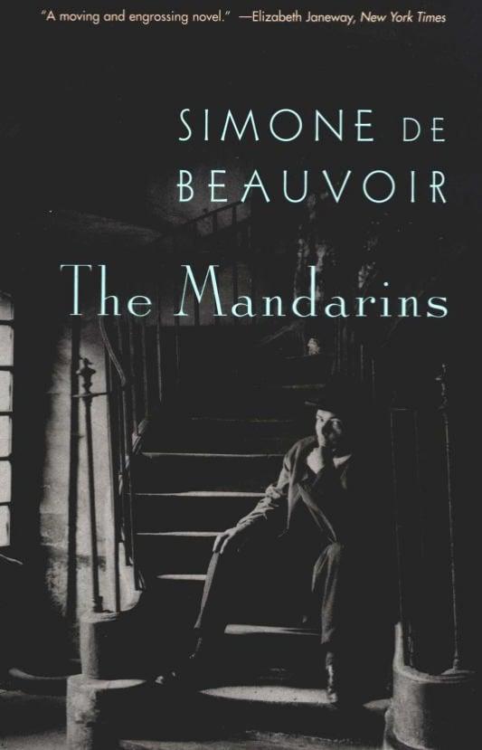 The Mandarins By Simone De Beauvoir