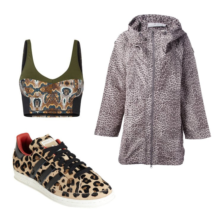 Animal Print Workout Wear and Gym Gear