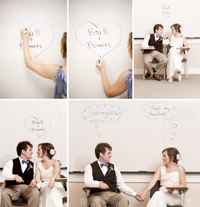 Classroom Couple Shots