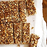 Apple Peanut Butter Granola Bars