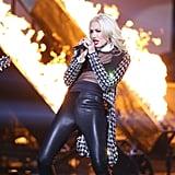 Gwen Stefani at the 2012 American Music Awards