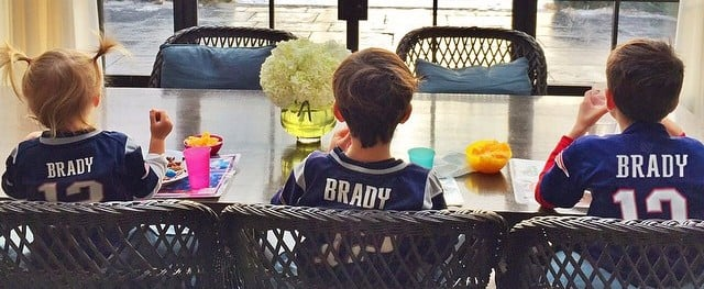 15 Stunning Photos That Prove Gisele Bündchen and Tom Brady Are Winning at Home