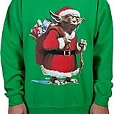 Yoda Claus