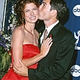 Debra Messing and Eric McCormack; 2000 Emmys