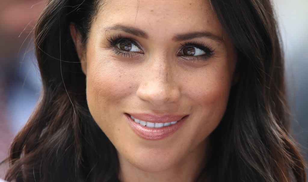 What Is Meghan Markle's Eye Colour?