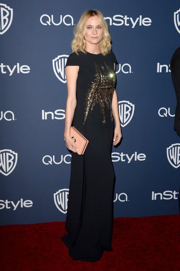 Diane-Kruger-looked-gorgeous-black-gold-sequined-dress