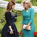 Autumn Phillips at Royal Ascot in June 2013