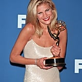 Kristen Johnston's Voluminous Blowout
