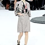 Spring 2011 Paris Fashion Week: Chanel 2010-10-05 07:02:49