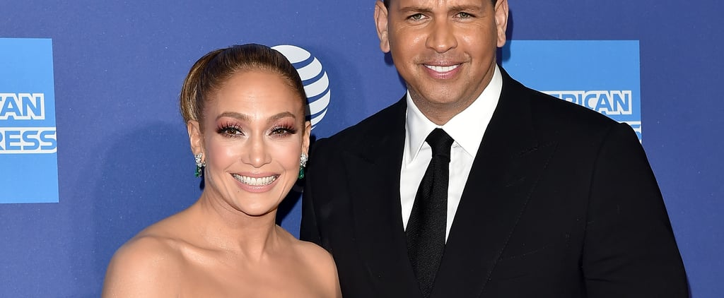 Alex Rodriguez's 51st Birthday Message For Jennifer Lopez